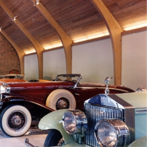 Private Automobile Museum