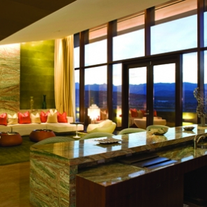 Red Rock Casino, Penthouses
