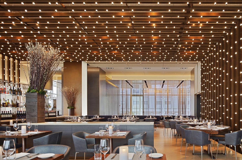 Corner Dining Room Set River Park Bentel Amp Bentel Architects Planners A I A