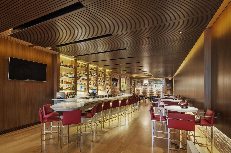 Ashton Cigar Bar Bentel Amp Bentel Architects Planners A I A