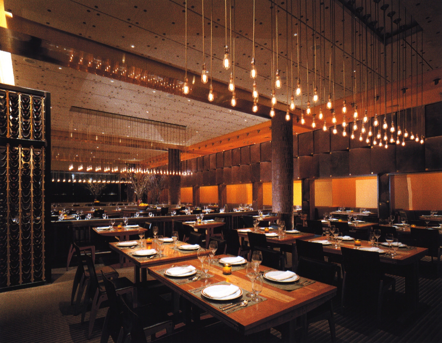 craftsteak las vegas bentel bentel architects
