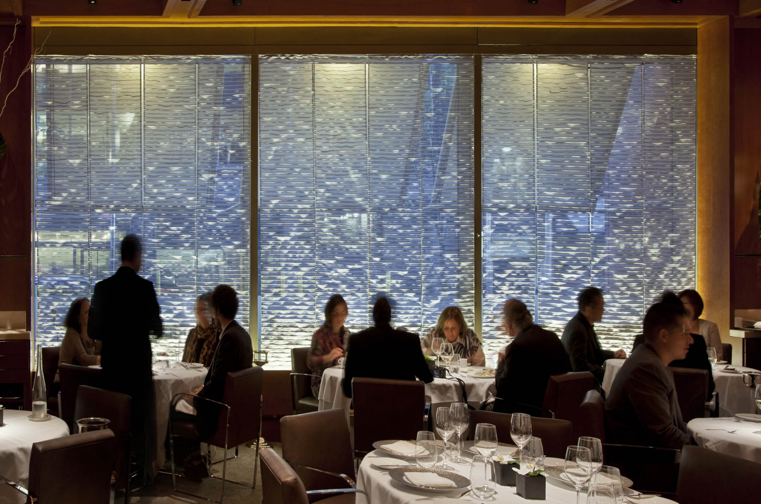 What Is Mother Of Pearl >> Le Bernardin | Bentel & Bentel Architects/Planners A.I.A.