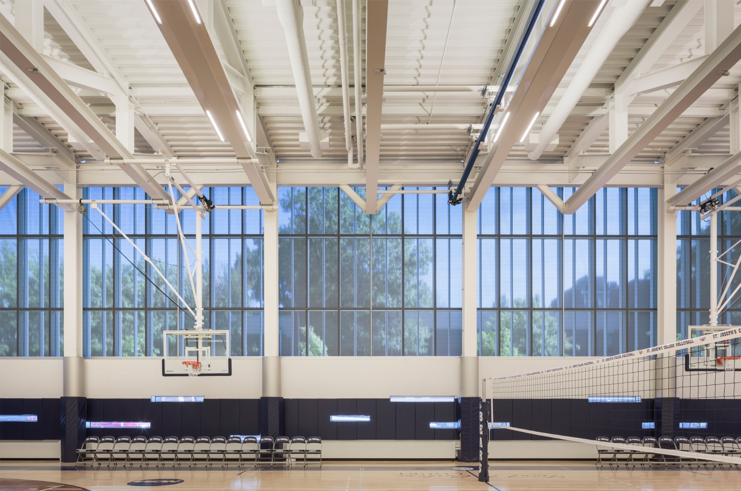 St. Josephs College Gym