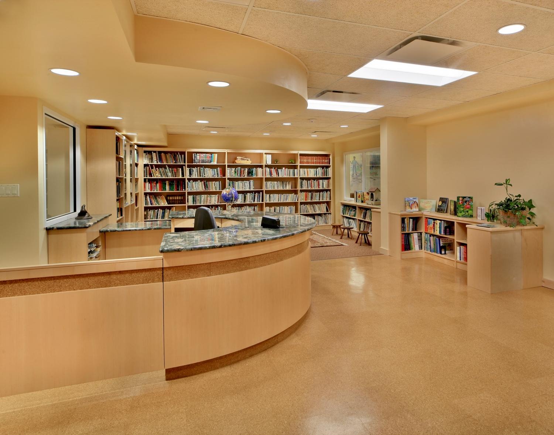 Miller Library Waldorf School   Bentel & Bentel Architects/Planners ...