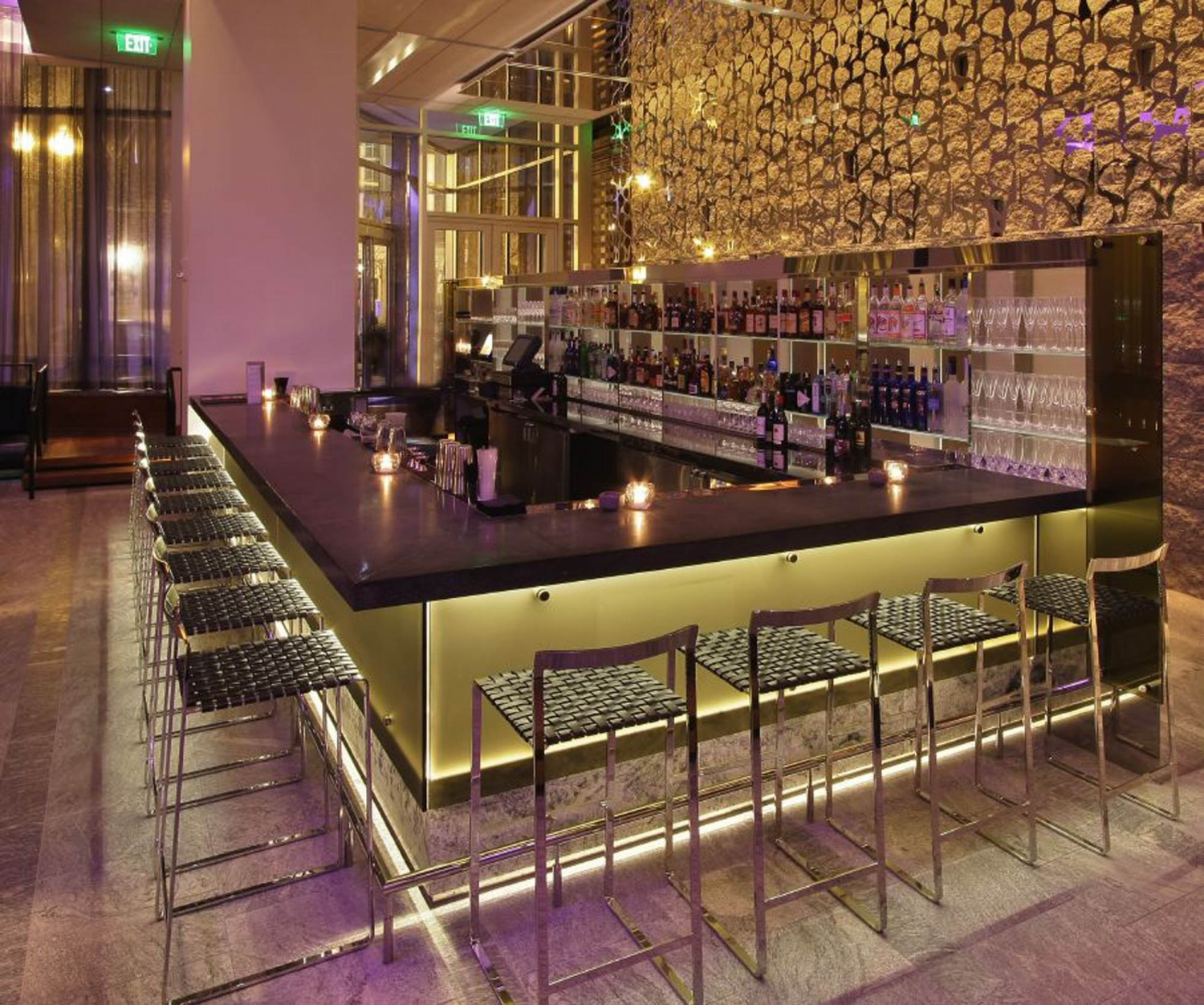 W Hotel Boston Bentel Amp Bentel Architects Planners A I A